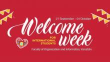 welcome week foi