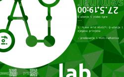 AI lab graphics
