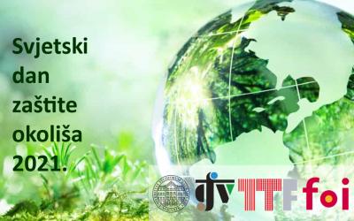 Svjetski dan zaštite okoliša grafika